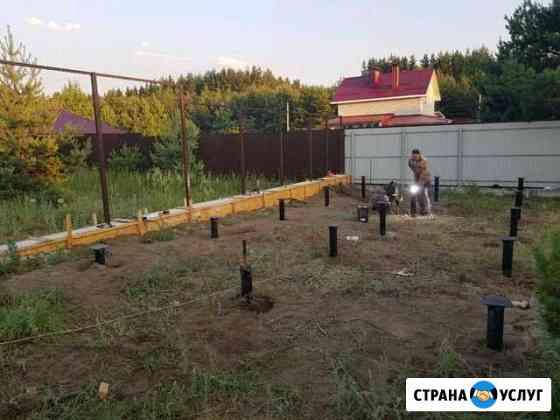 Винтовые сваи Алексеевка Белгородской области