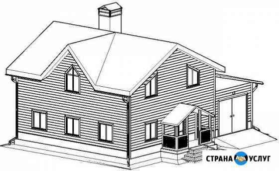 Разработка чертежей, 3D-моделирование Иркутск