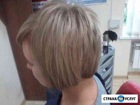 Парикмахер на дому Переделкино Ближнее,Ново-переде Одинцово