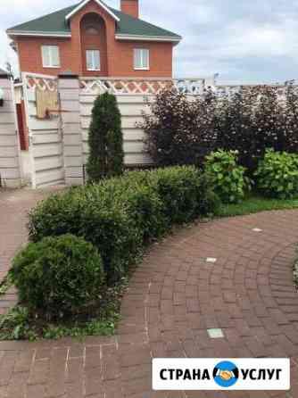 Ландшафтный дизайн от небольшой клумбы до усадьбы Одинцово