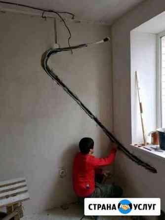 Подготовительные работы по установке сплит-систем Пятигорск