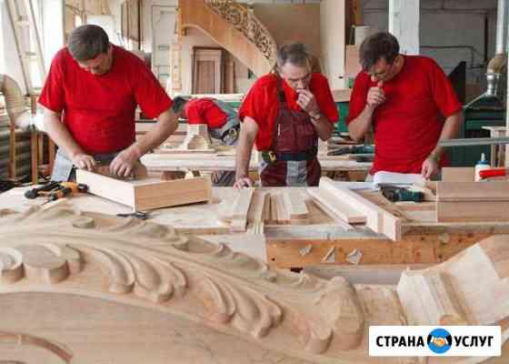 Изготовление мебели (любые изделия из дерева) Астрахань