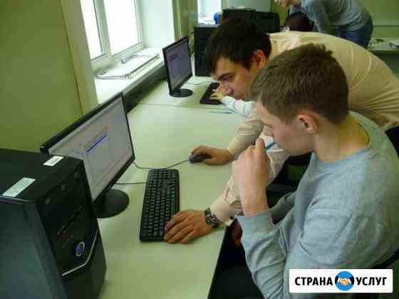 Ремонт компьютера и ноутбука. Выезд Омск