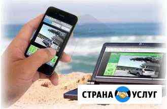 Монтаж и обслуживание видеонаблюдения Омск