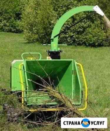 Оборудование для утилизации древесины Одинцово