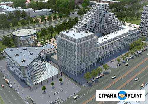 3D визуализатор дизайнер Санкт-Петербург
