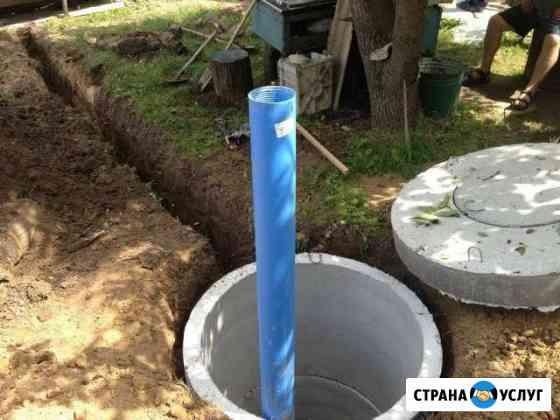Бурение и ремонт скважин Иваново