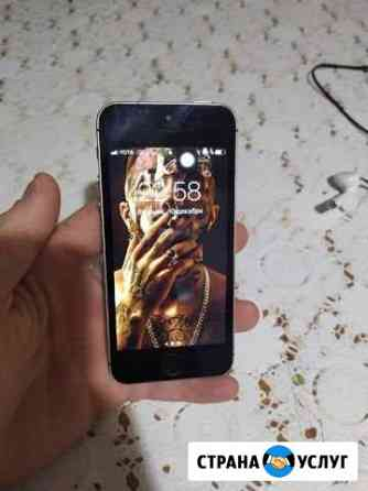 iPhone 5s 16GB (space gray) Астрахань