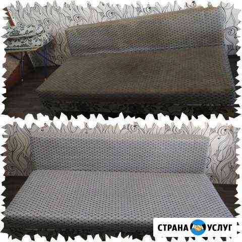 Химчистка мягкой мебели Набережные Челны Набережные Челны