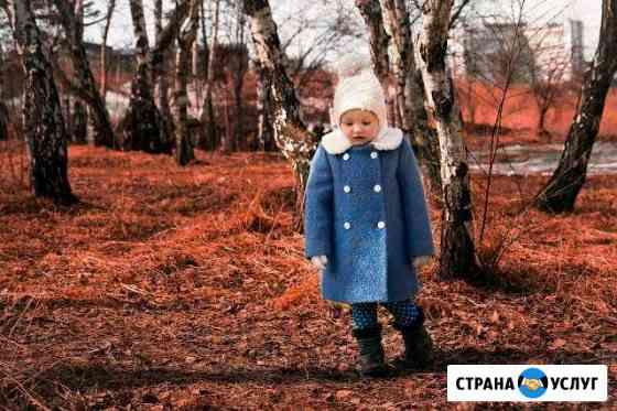 Детское пальто Иркутск