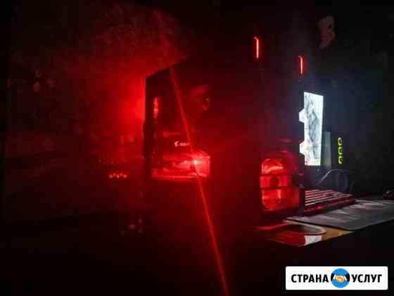 Ремонт пк, ноутбуков, чистка, модернизация, сборка Омск