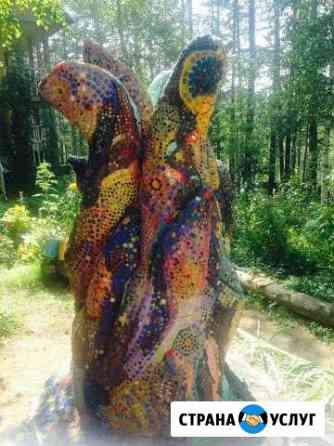 Скульптура «Энигма» Иркутск