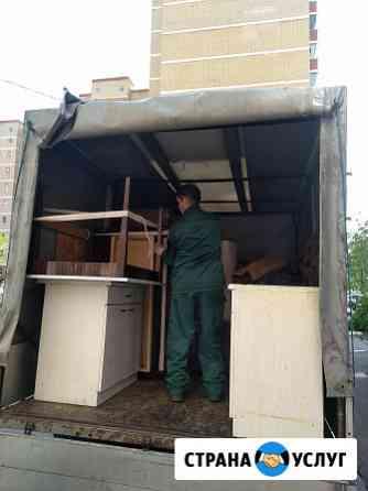 Грузоперевозки, переезды, услуги грузчиков в Пушкино Пушкино