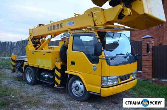 Автовышка в Иркутске 15, 22, 26, 32 метра Иркутск