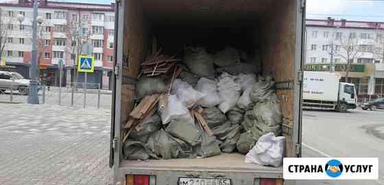 Вывоз мусора/Вывоз старой мебели/Грузчики Липецк