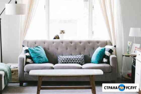 Профессиональная химчистка мягкой мебели, матрасов Омск