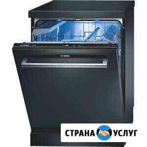 Установка. Подключение посудомоечной / стир машины Омск