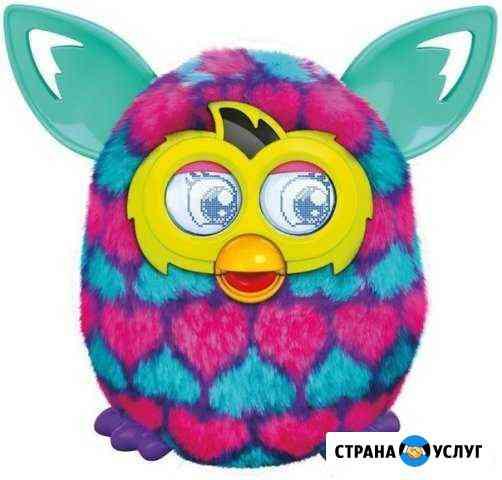 Ремонт Ферби Бум (Furby) Иркутск