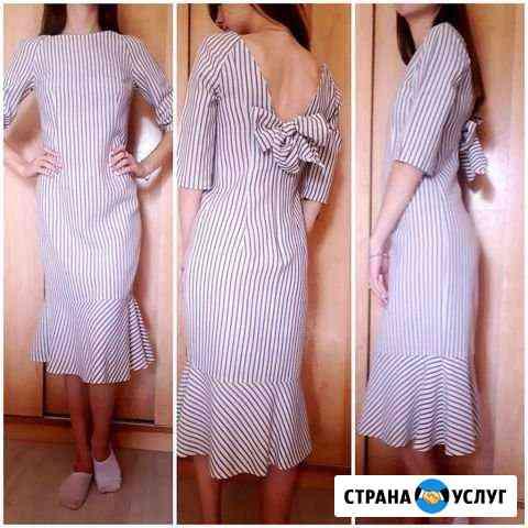 Пошив одежды: женская, мужская Астрахань