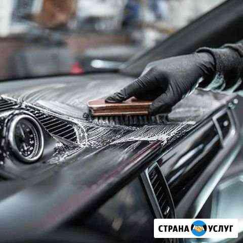 Химчистка автомобиля Иркутск