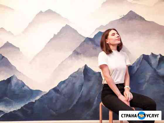 Роспись стен. Художник Иркутск