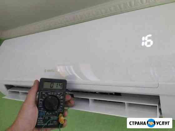Установка-монтаж кондиционеров Омск