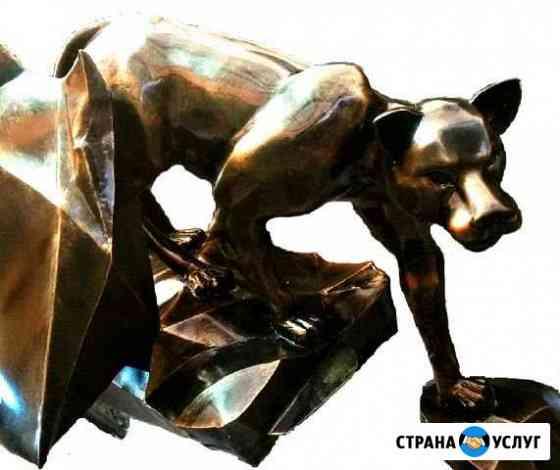 градомиръ Изготовление скульптур из металла Омск