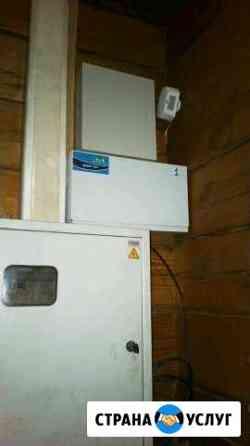 Электрика.Охранные системы,видеонаблюдение,пожарна Иркутск
