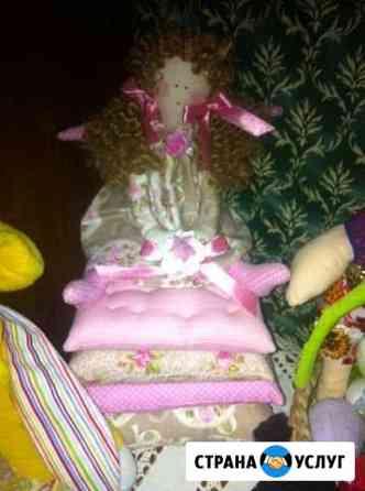 Авторские куклы на заказ для дома и души Астрахань