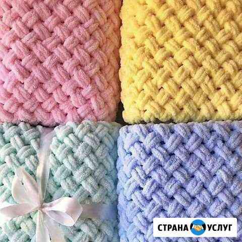 Вязание на заказ Омск