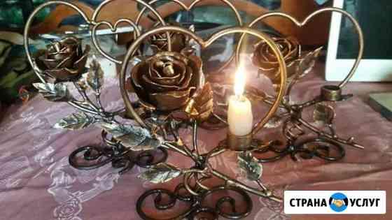 Элементы из металла Омск