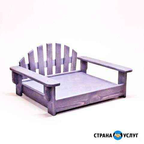 Кровать для Животных в стиле Адирондак Астрахань