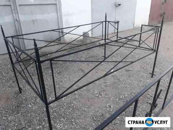 Оградки,столы,лавки Астрахань