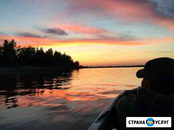 Рыбалка и охота в Астраханской обл Тамбовка