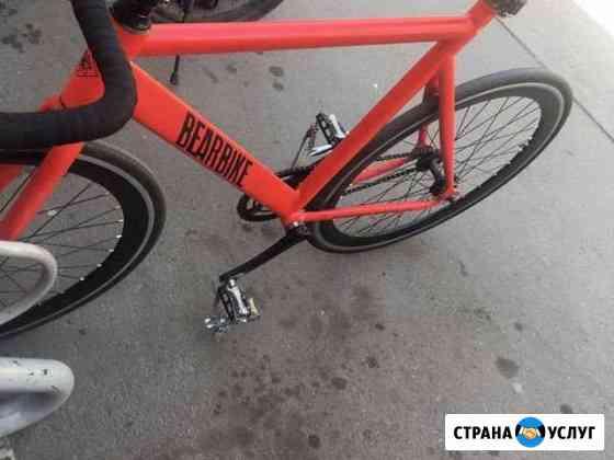 Ремонт велосипеда Омск