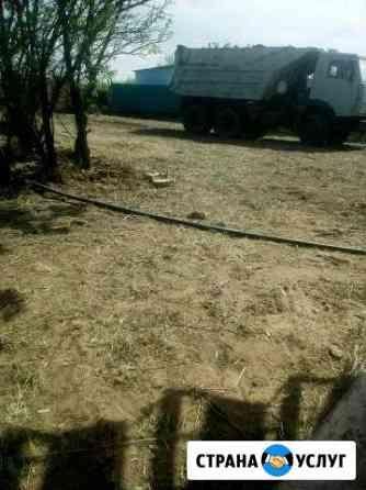 Дачные земельные работы Астрахань
