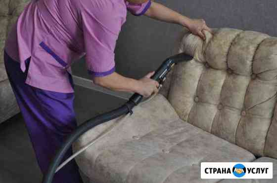 Химчистка мягкой мебели, диванов в Одинцово Одинцово