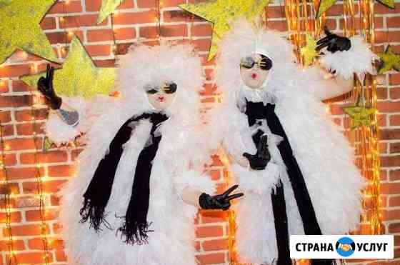 Аниматоры - серебряное шоу в подарок Иркутск