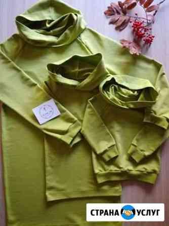 Пошив детской одежды Омск