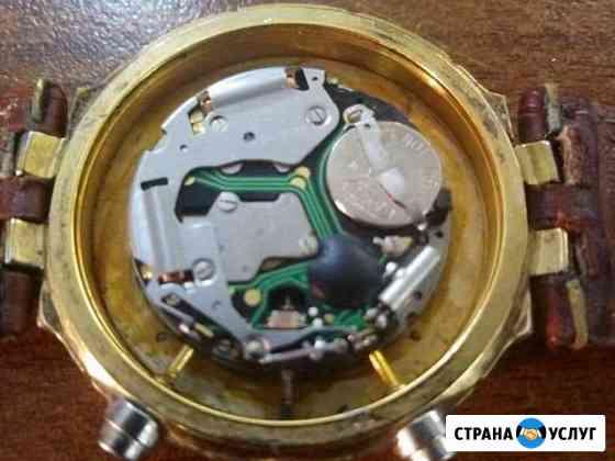 Ремонт часов,изготовление ключей Омск