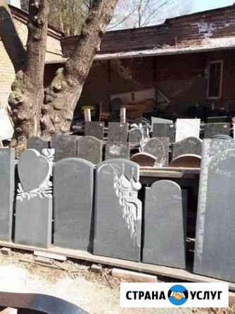 Памятники, благоустройство мест захоронений Иркутск