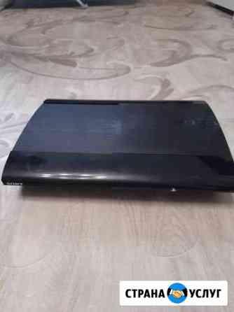 Sony PlayStation 3 в аренду Омск