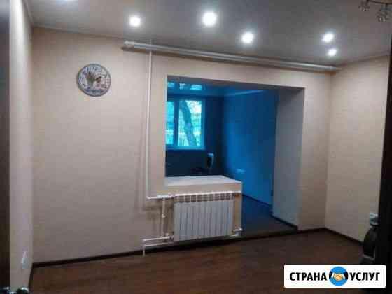 Ремонт квартир и домов отделочные работы Астрахань