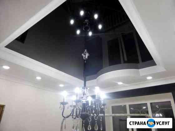 Натяжные потолки Астрахань
