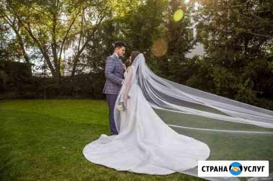 Свадебное платье на заказ Омск