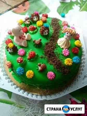 Домашние торты на заказ Иркутск