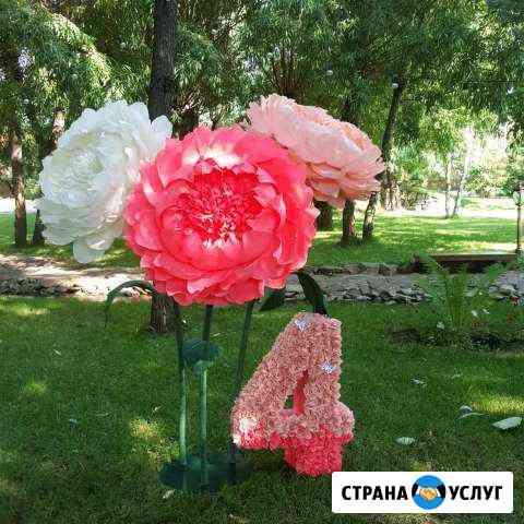 Ростовые цветы (Пион) Омск