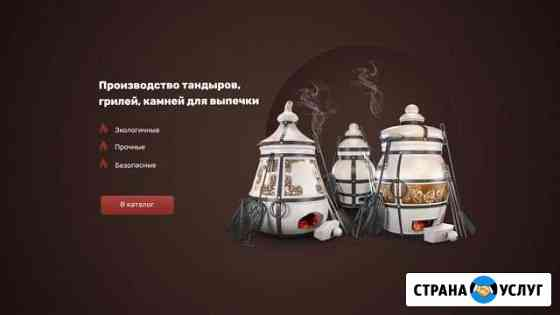 Создание сайта на платформе Тильда Омск