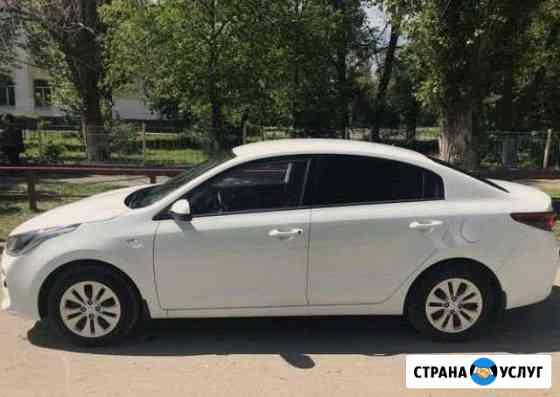 Аренда авто с гбо KIA RIO АКПП Омск