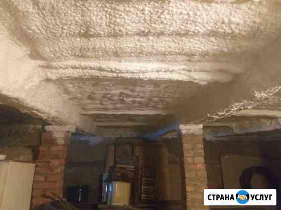 Утеплитель пенополиуретановый (ппу) Утепление Астрахань